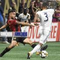 Yamil Asad scored two goals and assisted on two others in the midst of a furious four-goal first half that propelled the Five Stripes to a 4-0 win over the LA Galaxy at Atlanta Mercedes Benz Stadium.