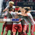 Martinez Hat Trick Quells Revolution
