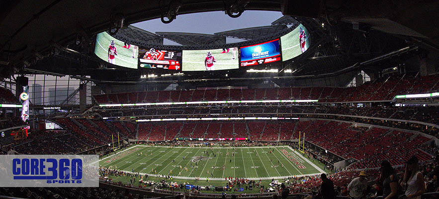 The Atlanta Falcons defeated the visiting Green Bay Packers 34-23 in the home opener at Atlanta Mercedes Benz Stadium on Sunday.