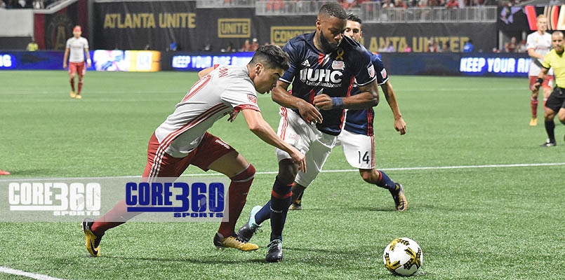 Atlanta United vs New England Revolution