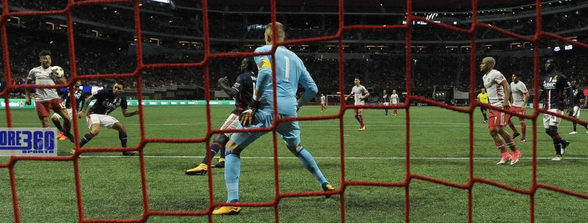 Josef Martinez led Atlanta United to a 7-0 win over the New England Revolution.