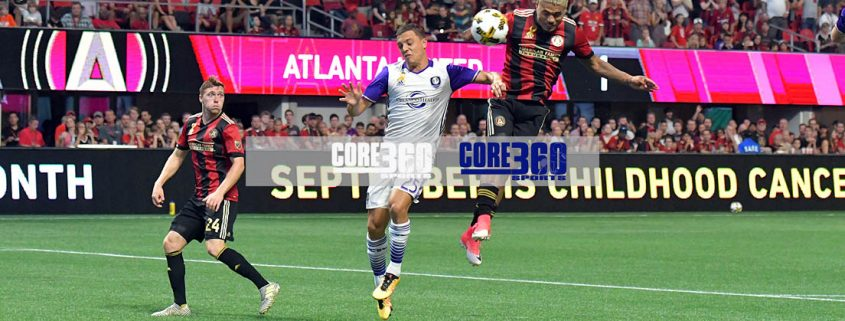 Orlando City Ties Hot Shooting Atlanta United